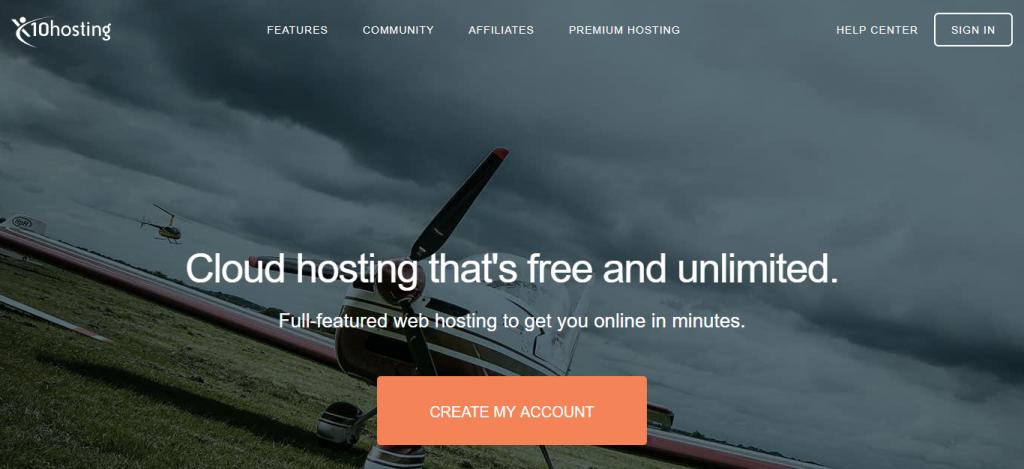 X10Hosting - Free Web Hosting