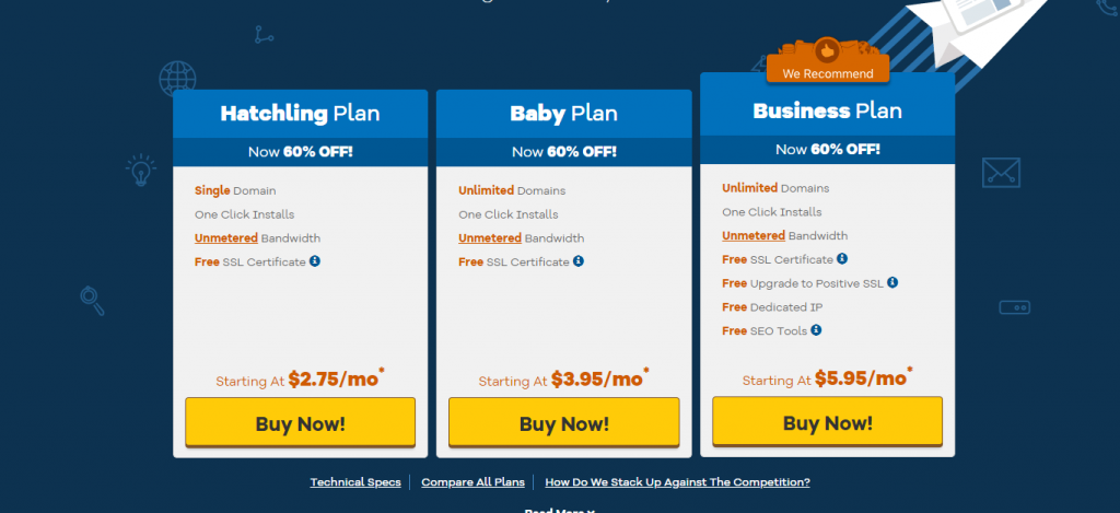 HostGator - Affordable Hosting & Domains